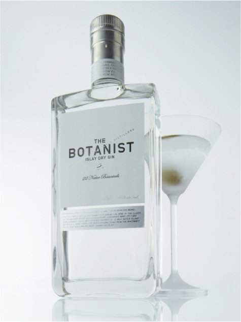 botanist gin Review: The Botanist Islay Dry Gin