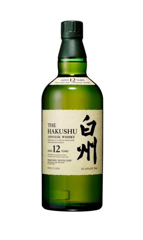 hakushu whisky japan Review: The Hakushu Japanese Whisky 12 Years Old