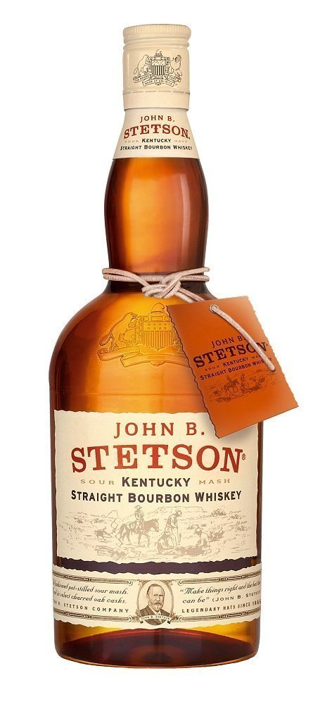 john b. stetson bourbon Review: John B. Stetson Bourbon