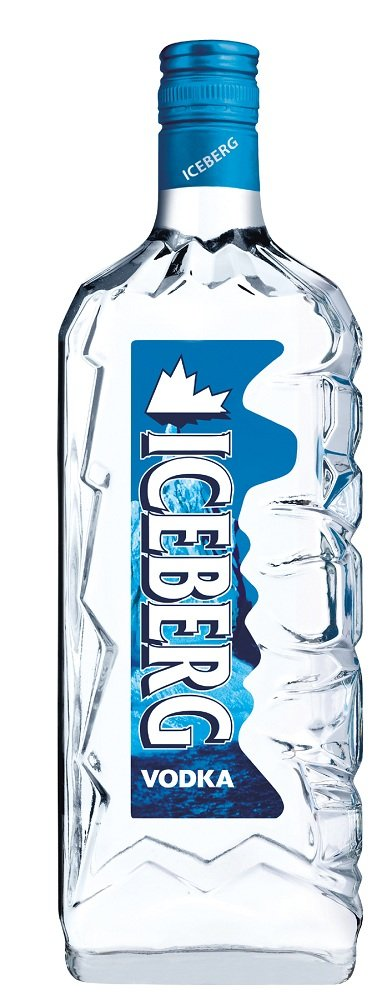 Iceberg Vodka Review: Iceberg Vodka
