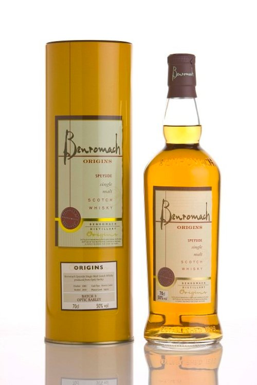benromach origins golden promise Review: Benroma