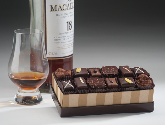 burdick robert burns collection chocolates scotch