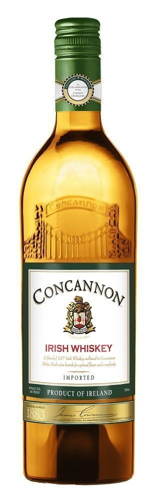 concannon whiskey Review: Concannon Irish Whiskey
