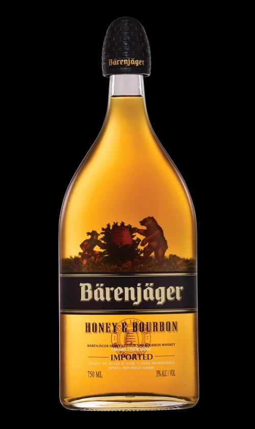 Barenjager Honey Bourbon Review: Barenjager Honey & Bourbon