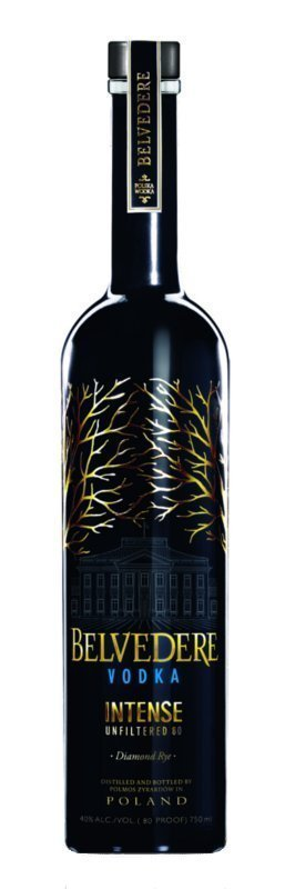 belvedere unfiltered Review: Belvedere Intense Unfiltered 80 Vodka