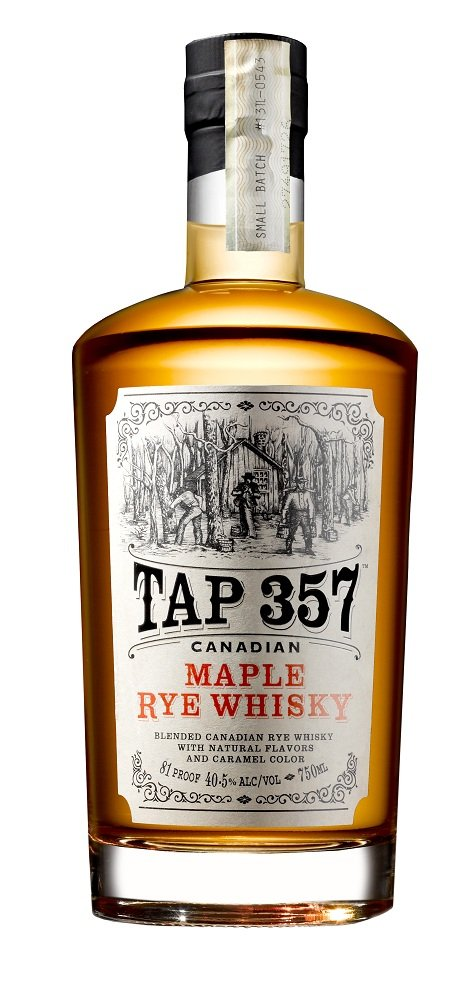 Review: Tap 357 Canadian Maple Rye Whisky