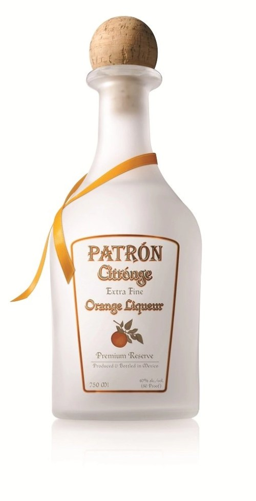Patron Citronge Review: Patron Citronge Orange Liqueur
