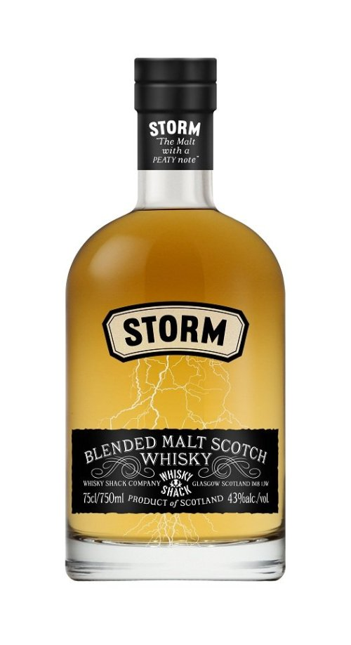 Storm blended whisky Review: Storm Blended Malt S