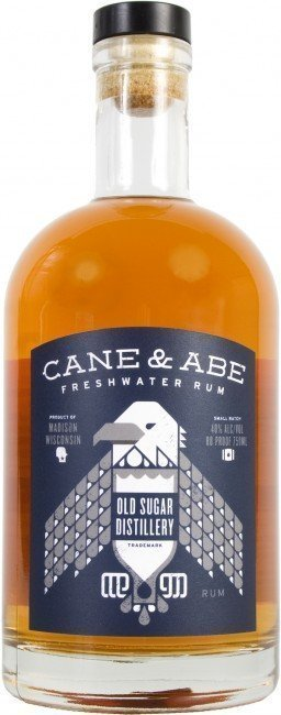 Cane Abe Freshwater Rum Review: Old Sugar Distillery Cane & Abe Freshwater Rum