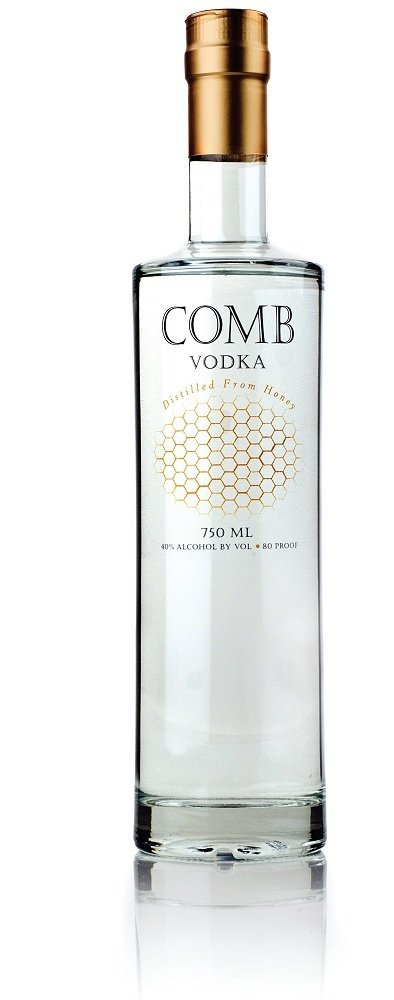 Comb Vodka Review: Comb Vodka