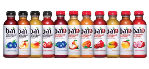 bai 5 Review: Bai and Bai5 Antioxidant Infusions Beverages