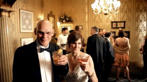 Carville and Matalin Video Party Still hi res 300x168 Interview: James Carville, New Spokesman for Maker's Mark