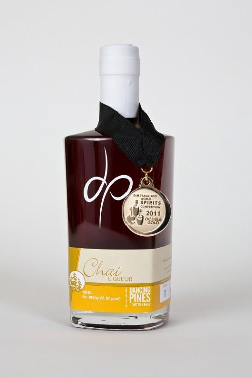 Dancing Pines Chai Liqueur Review: Dancing Pines Chai Liqueur