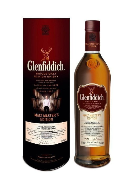 Glenfiddich Malt Masters Edition Review: Glenfiddich Malt Master's Edition