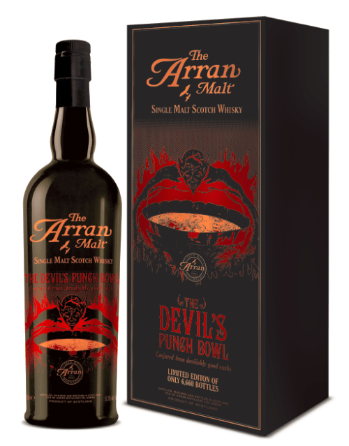 arran devils punch bowl Review: The Arran Malt Devils Punch Bowl