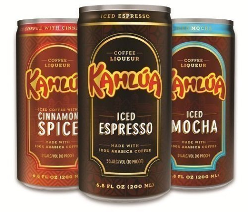 kahlua cans Review: Kahlua Iced Coffee Grab & Go Cocktails