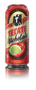tecate michelada 122x300 Review: Tecate Michelada