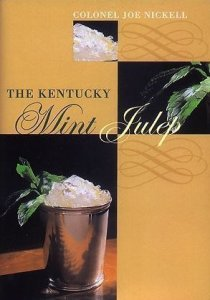 Julep 210x300 Book Review: The Kentucky Mint Julep