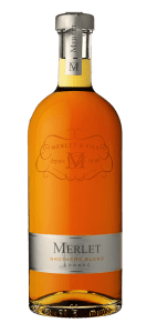 merlet cognac Brothers Blend bottle