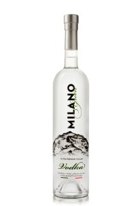 milano green vodka