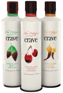 crave liqueur 204x300 Review: Dekuyper JDK&Sons Crave Chocolate Chili Liqueur