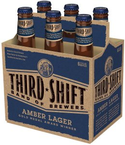 third shift amber lager 259x300 Review: Band of Brewers Third Shift Amber Lager (2013 Bottle)