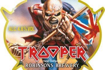 Trooper 525x350 Drinkhacker Reads   03.14.2013 – Iron Maiden Launches Its Own Beer