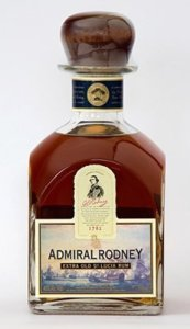 admiral rodney extra old rum 173x300 Review: Admiral Rodney Extra Old St. Lucia Rum