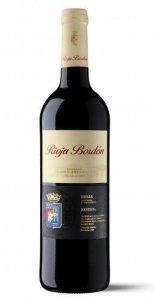 rioja bordon reserva silueta 154x300 Review: 2004 Bodegas Franco Espanolas Rioja Bordon Gran Reserva