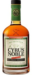Cyrus Noble Bottle 130x300 Review: Cyrus Noble Small Batch Bourbon Whiskey