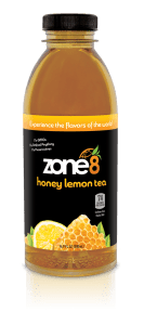 bottle honey bg 133x300 Review: Zone 8 Honey Lemon Tea