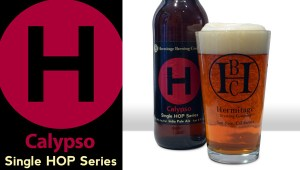 hermitage calypso 300x170 Review: Hermitage Brewing Company India Pale Ale Single Hop Series   Calypso