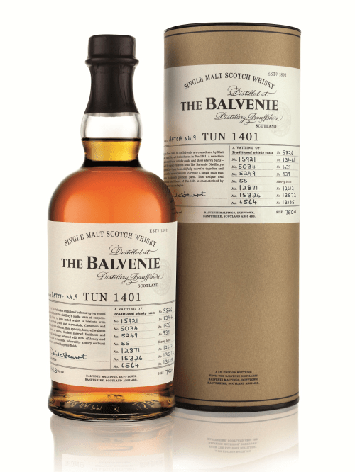 balvenie tun 1401 batch 9 525x700 Review: The Balvenie Tun 1401, Batch 9 Single Malt