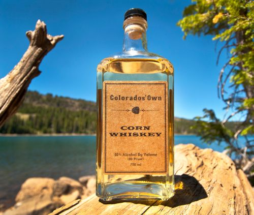 colorados own corn whiskey 525x445 Review: Colorado Gold Bourbon and Corn Whiskey