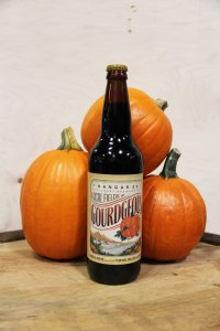 in bottle with pumpkins 200x300 2013 Pumpkin Ale Roundup