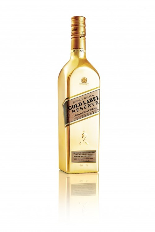 Johnnie Walker Gold Label Reserve Limited Edition 525x787 Review: Johnnie Walker Gold Label Reserve