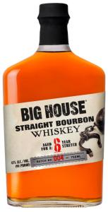 big house bourbon 153x300 Review: Big House Bourbon and Big House Tupelo Honey