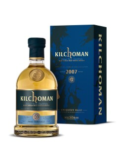 kilchoman 2007 Vintage 249x300 Review: Kilchoman 2007 Vintage and 100% Islay Third Release