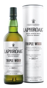 LP TripleWood WithTube 159x300 Review: Laphroaig Triple Wood Single Malt Whisky