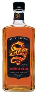 SinFire  New Bottle 122x300 Review: Sinfire Cinnamon Whisky