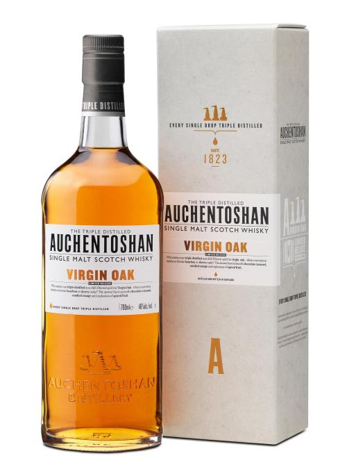 auchentoshan virgin oak 525x717 Review: Auchentoshan Virgin Oak Single Malt Whisky