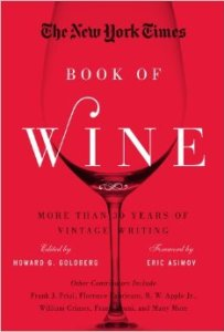 nyt book of wine 203x300 Book Review: The New York Times Book of Wine