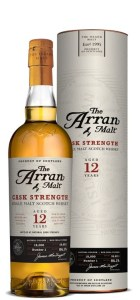 Arran 12 cask strength 140x300 Review: The Arran Malt 12 Years Old Cask Strength Batch #2