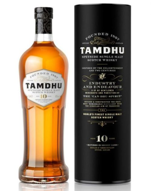 Tamdhu 10 Year Old 525x663 Review: Tamdhu Single Malt Whisky 10 Years Old