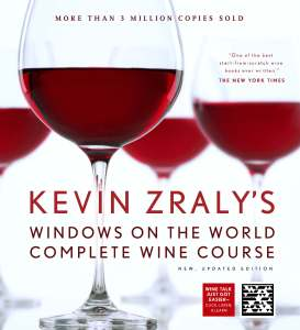 windows on the world 273x300 Book Review: Kevin Zralys Windows on the World Complete Wine Course
