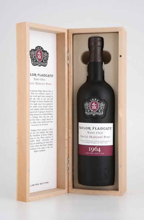 1964 Single Harvest Tawny 2 525x802 Review: Tawny Ports of Croft, Fonseca, and Taylor Fladgate, 2014 Releases