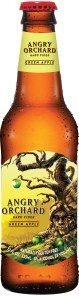 angry orchard Green Apple Bottle Hi Res 79x300 Review: Angry Orchard Green Apple Hard Cider