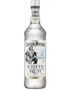 captain morgan white 223x300 Review: Captain Morgan White Rum
