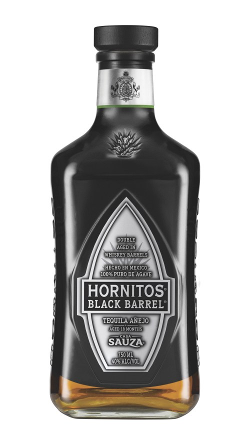 hornitos Black Barrel Bottle Image 525x918 Review: Hornitos Black Barrel Tequila