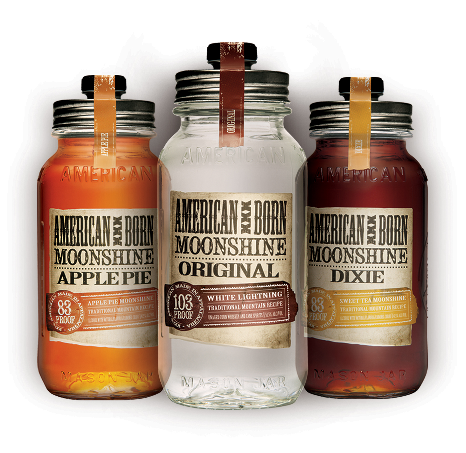 mini moonshine bottles - photo #16